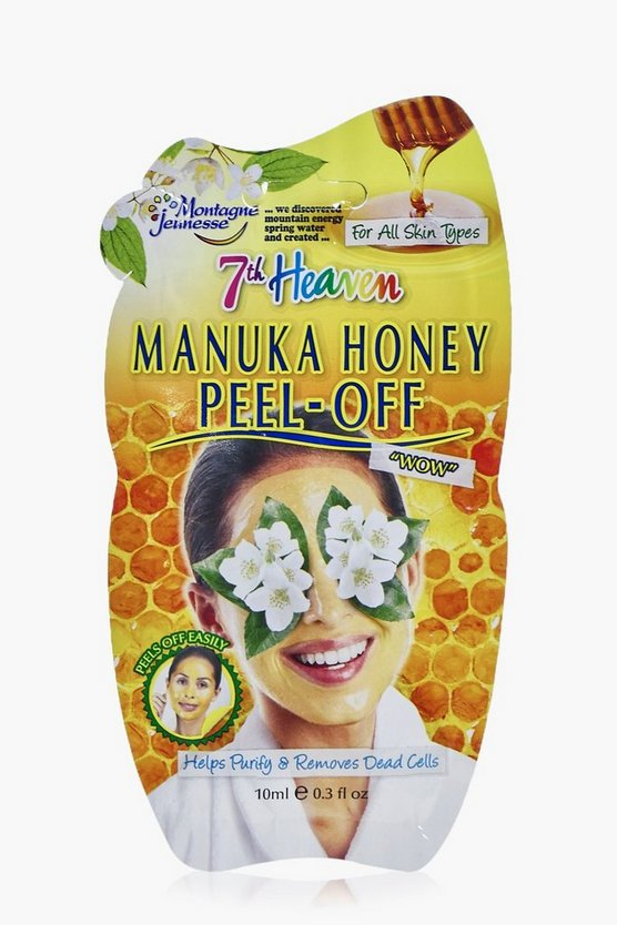 Manuka Honey Peel Off Face Mask