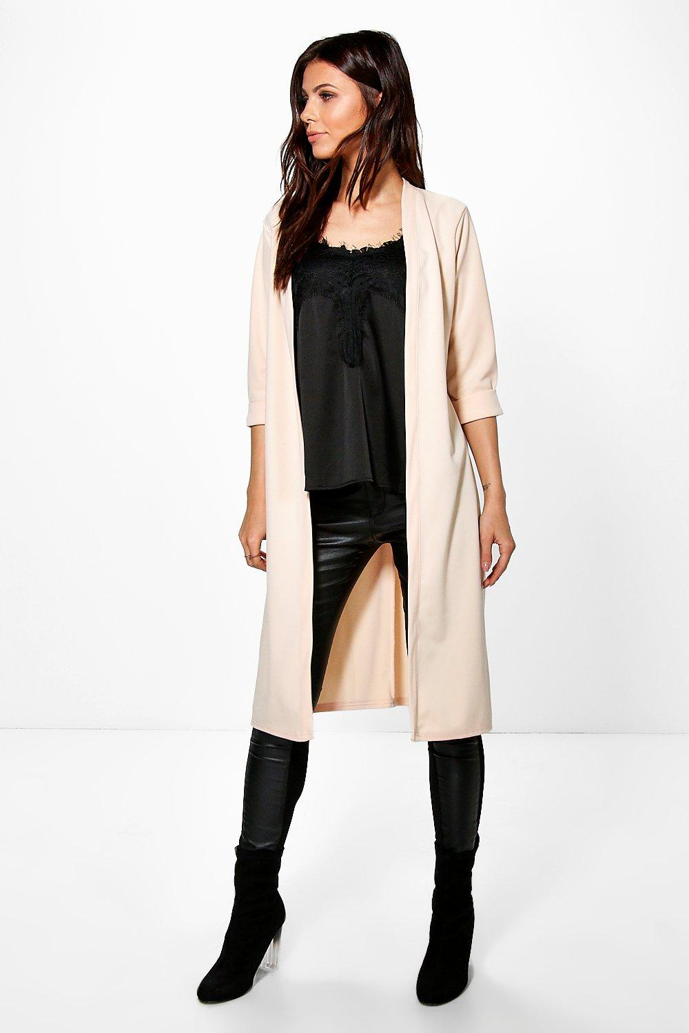 Emilia Turn Up Cuff Duster