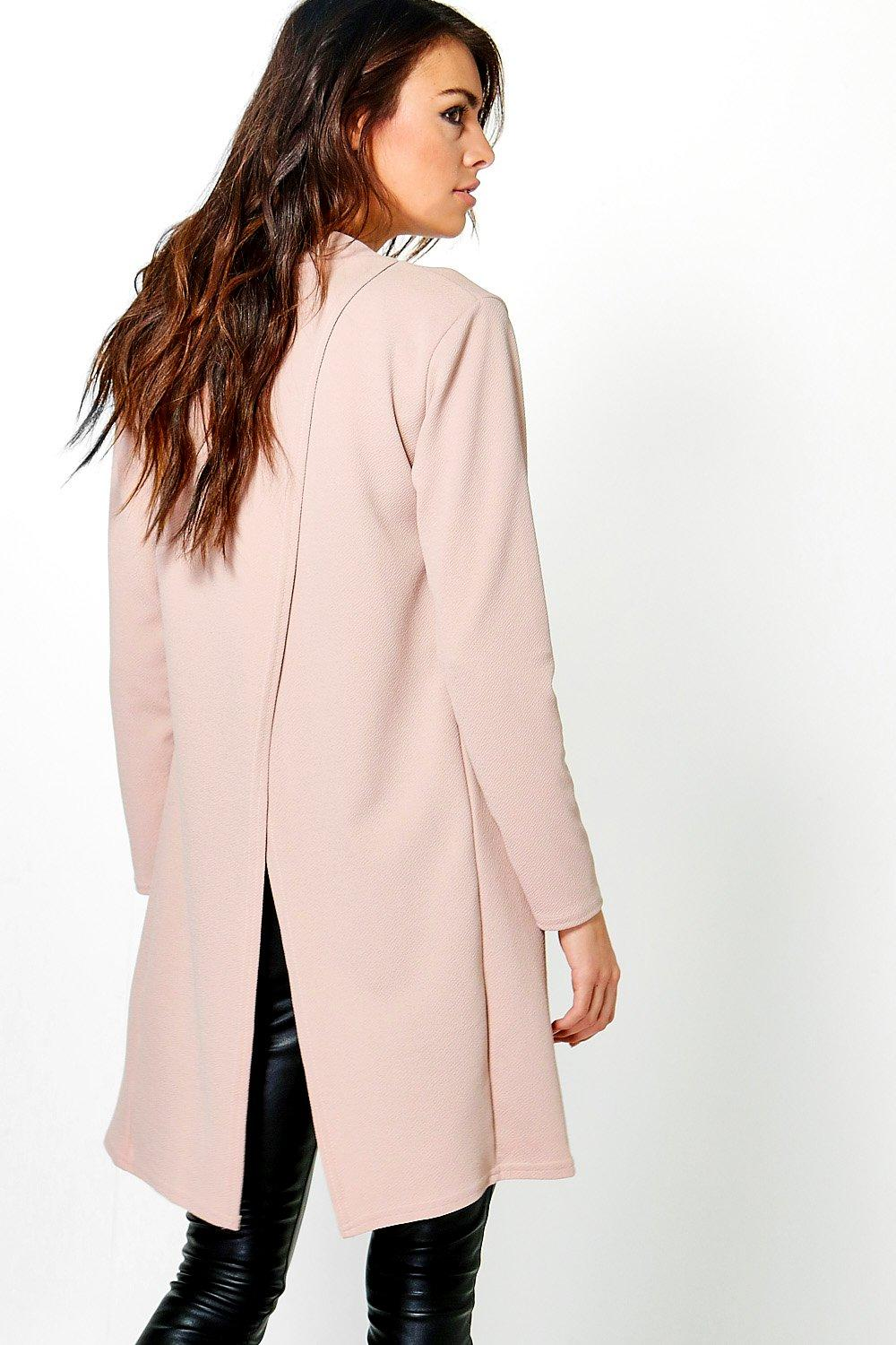 Imogen Midi Length Split Back Duster