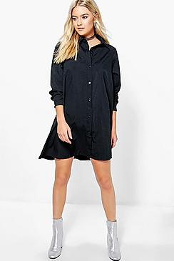 Willa Swing Shirt Dress