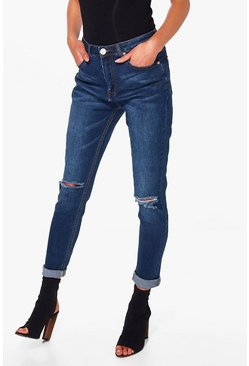 Brianne High Waisted Skinny Jeans