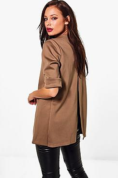 Lydia Split Back Blazer