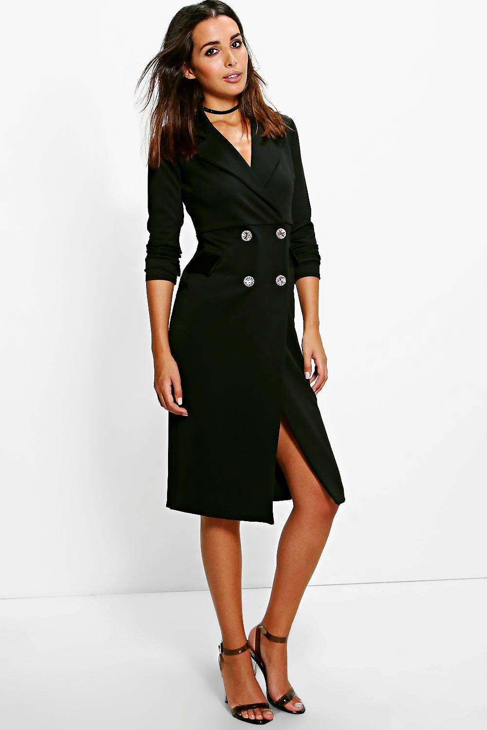 Harriet Double Breasted Blazer Dress