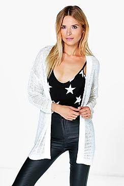 Kate Loose Knit Cardigan