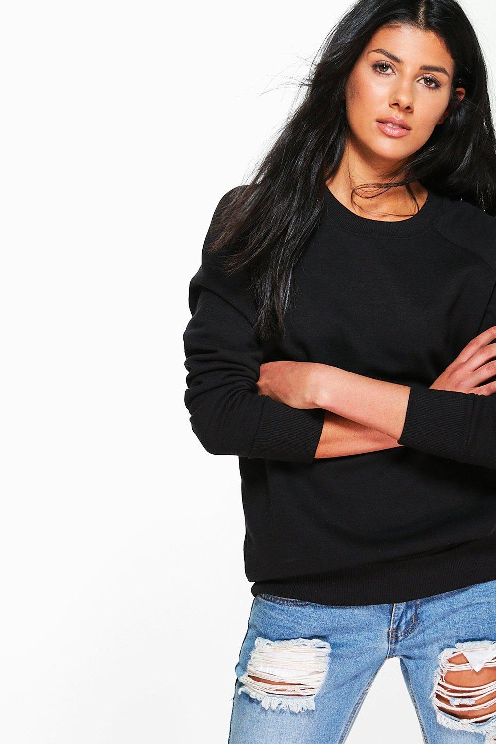 Connie Oversized Crew Neck Sweat