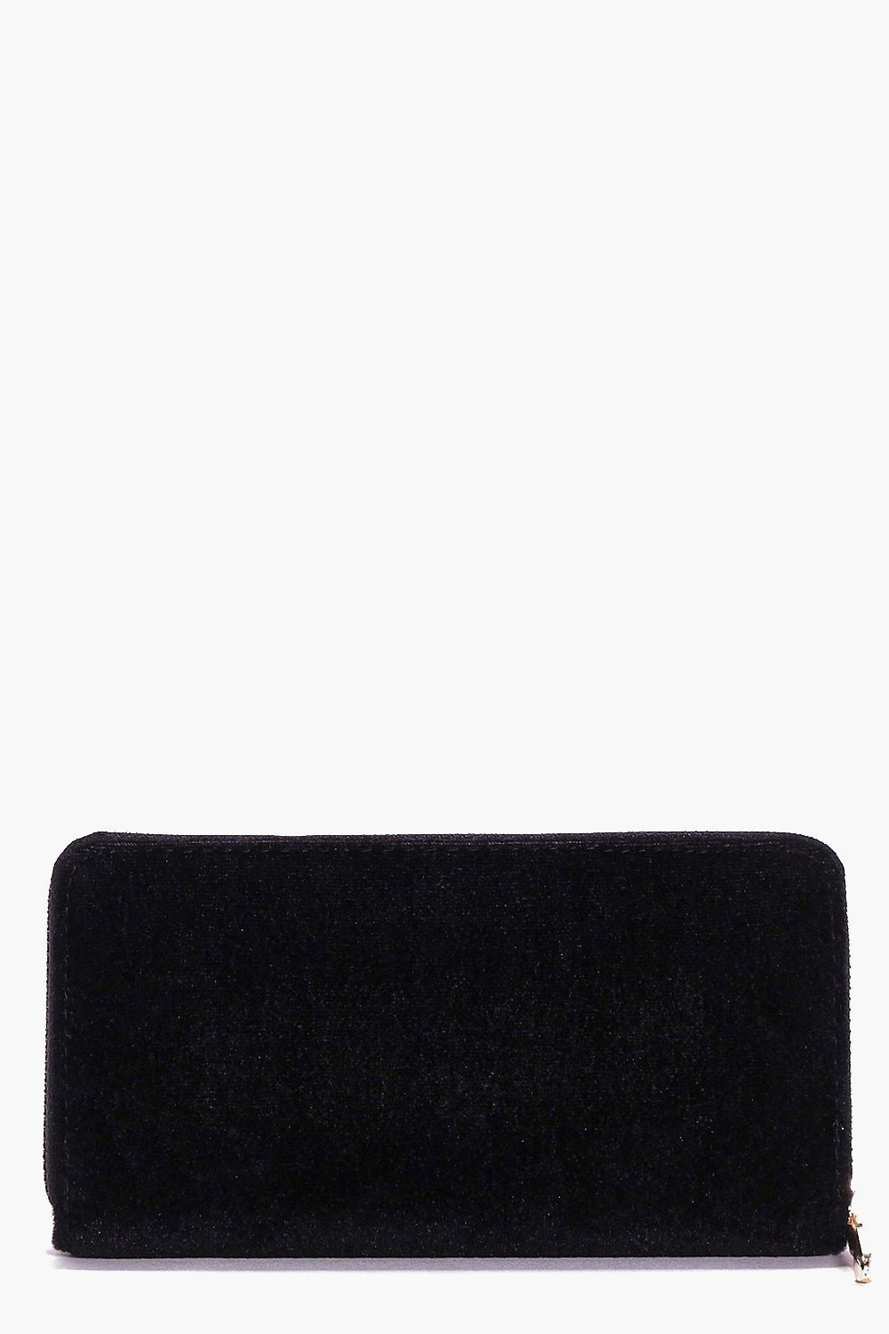 Lillie Velvet Purse