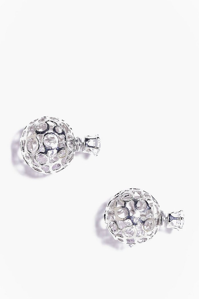 Phillipa Filigree Earrings