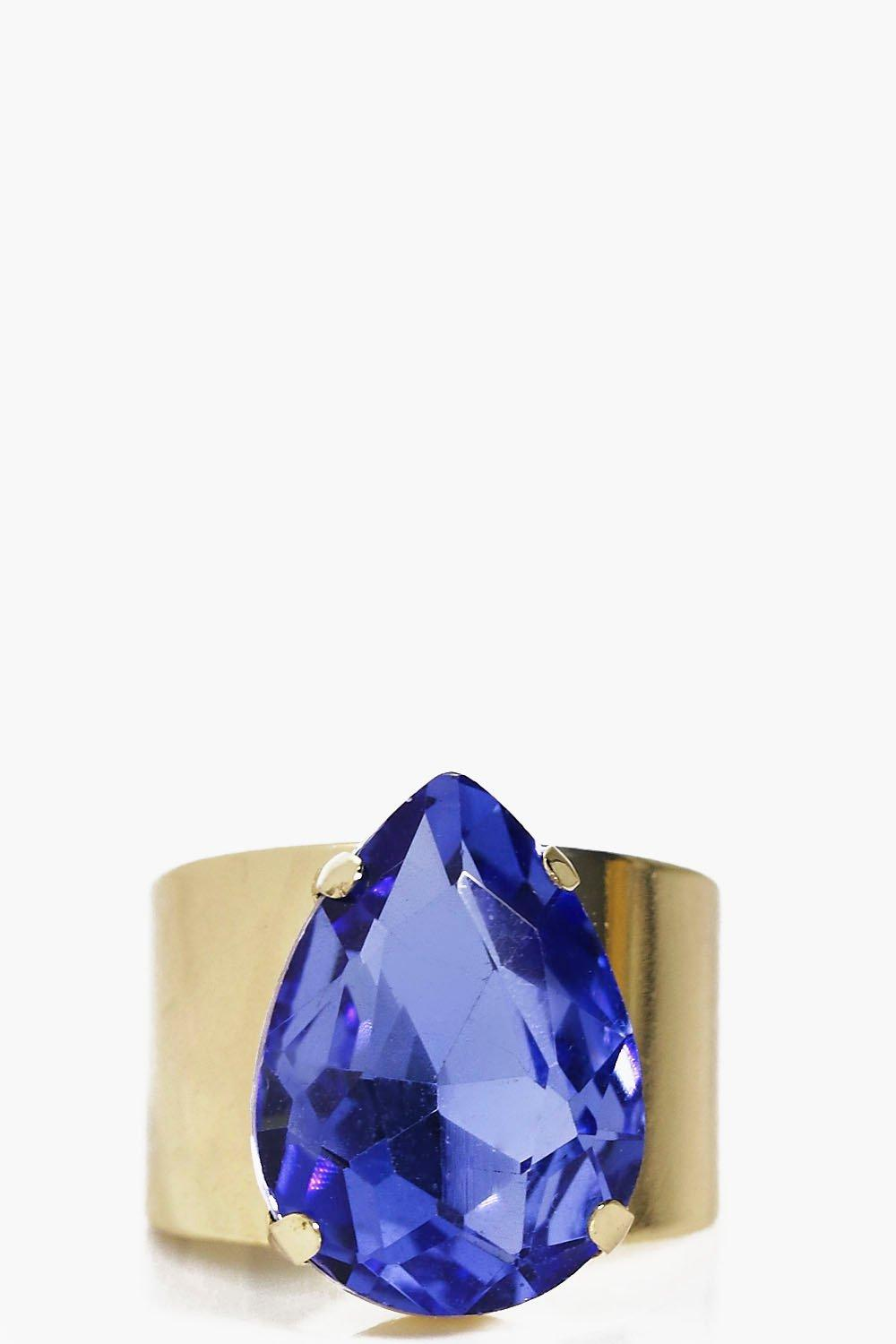 Lucia Statement Gem Cocktail Ring