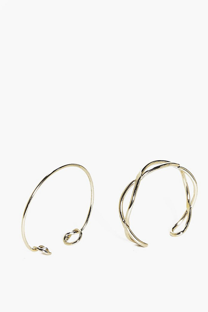 Hope Twisted Cuff 2 Pack