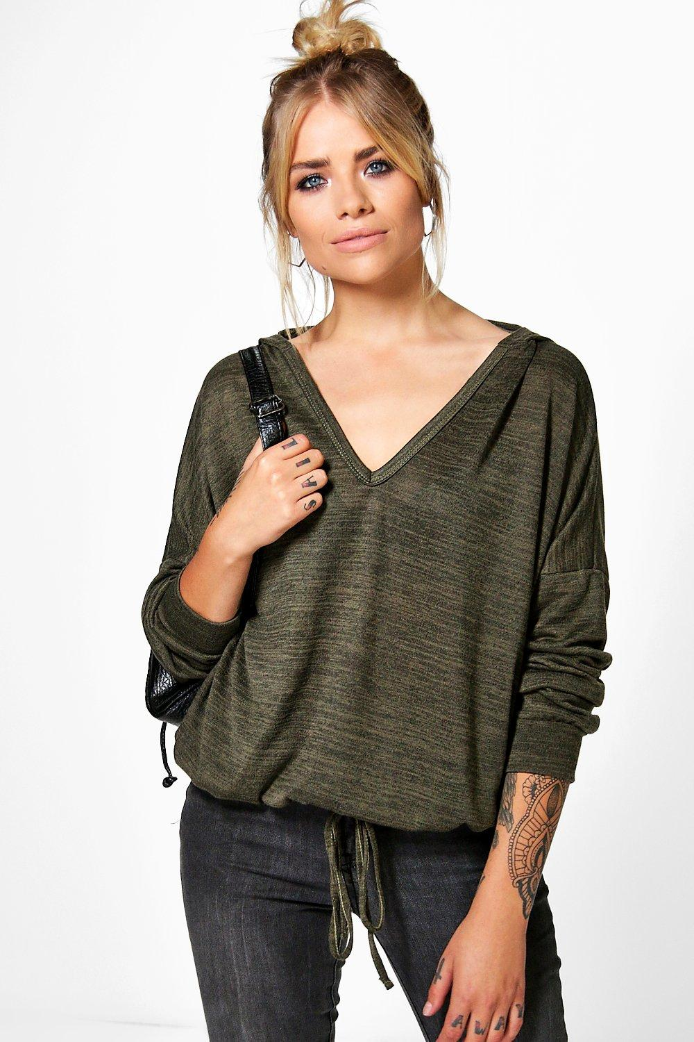 Darcy Oversized Relaxed Hoody