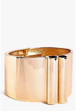 Scarlett Wide Metal Cuff