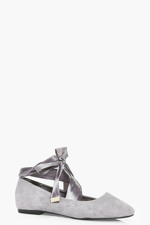 Julia Ribbon Wrap Ballet
