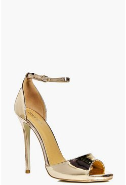 Rosie Peeptoe Two Part Sandal