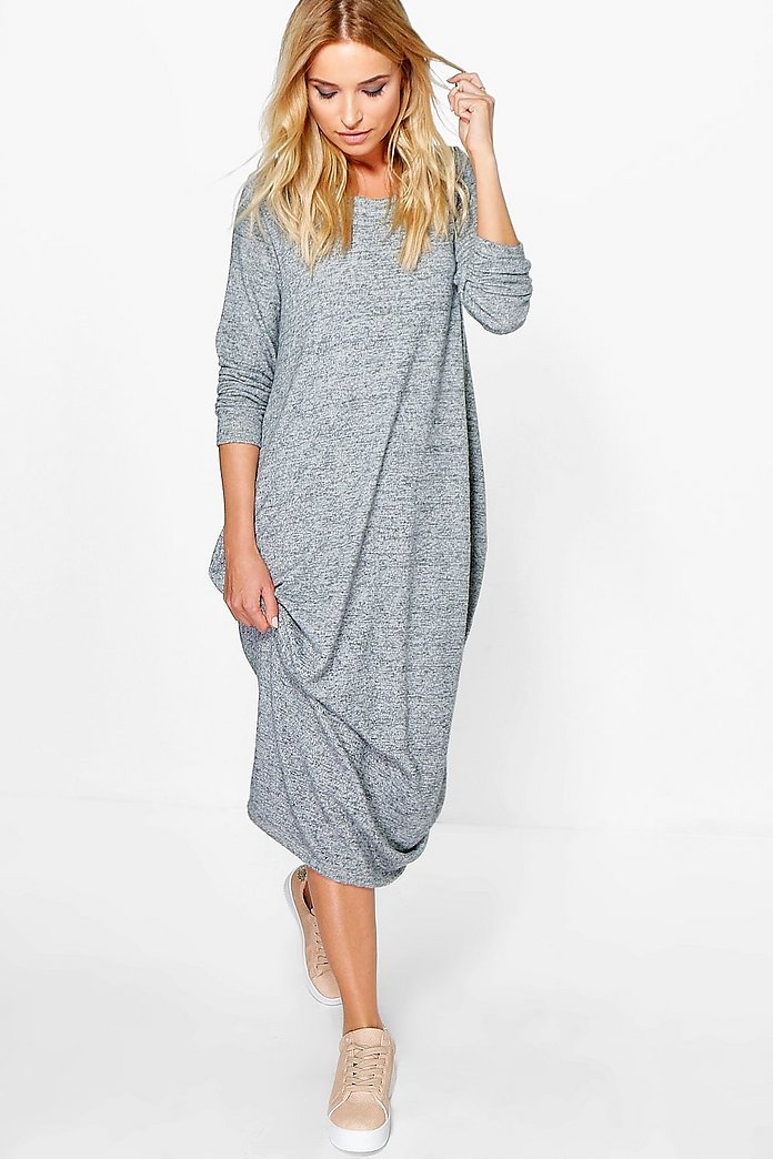Alicia Knitted Maxi Dress