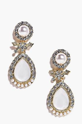 Annabelle Statement Jewel Earrings