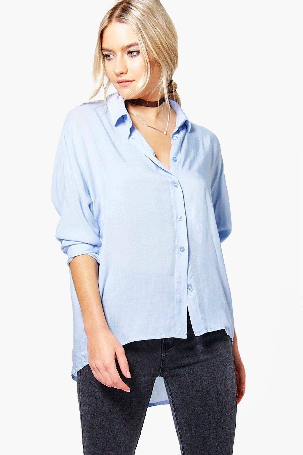 Madison Oversized Shirt