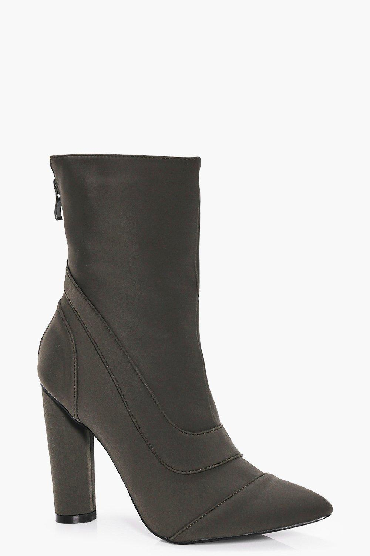 Vanessa Neoprene Sock Boot