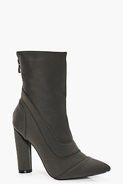 Vanessa Neoprene Sock Boot