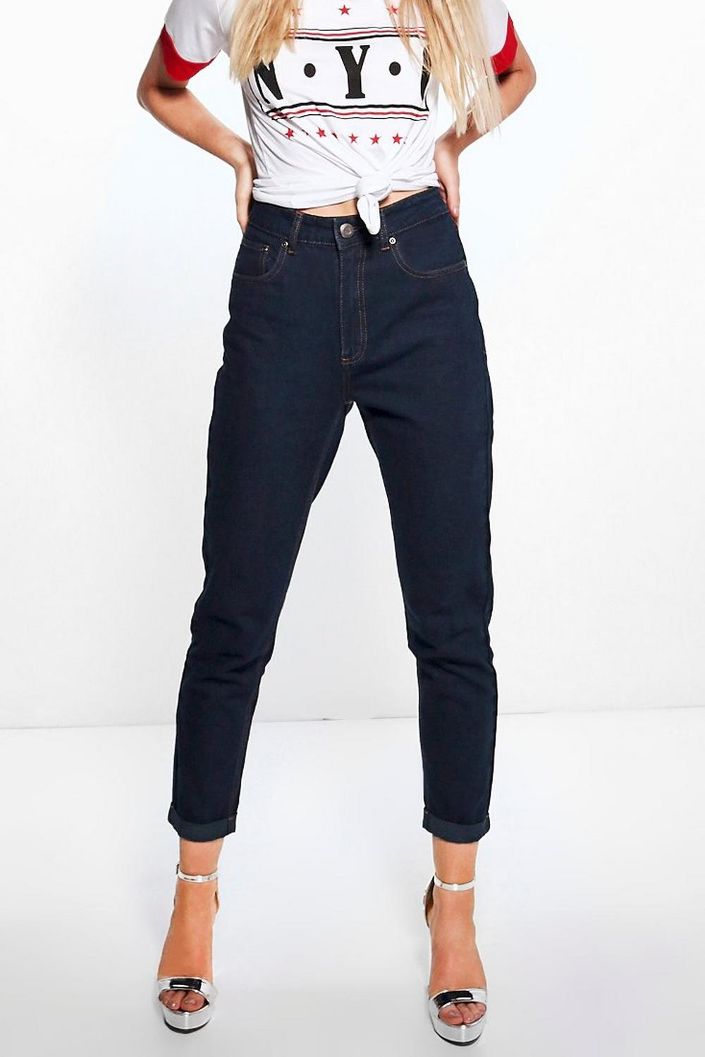 Hatty High Rise Boyfriend Jeans