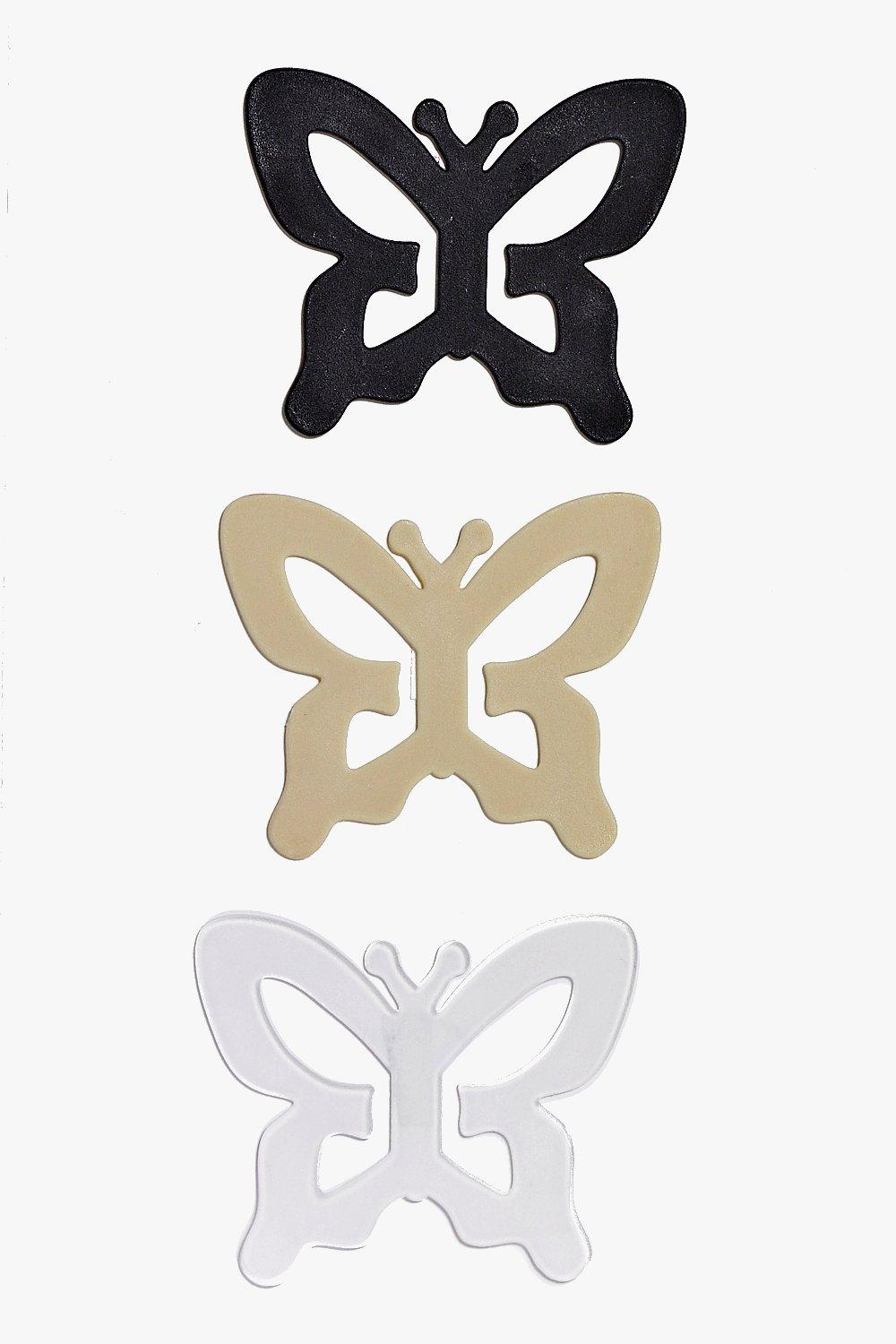 Decorative Butterfly Bra Clips