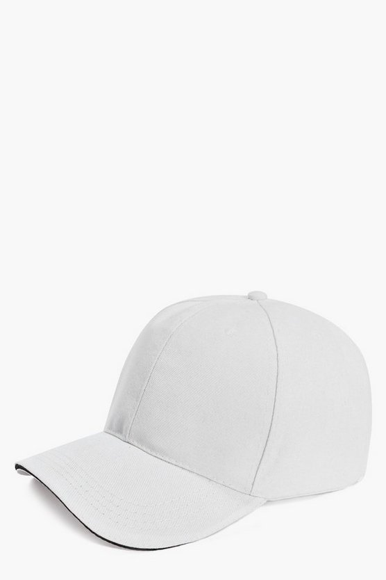 Elsa Black Trim Baseball Cap