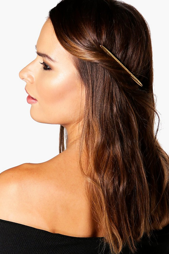Leah Fine Bar Hair Pin