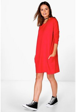 Caroline Oversized Knitted Dress