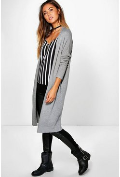 Emily Soft Knit Midi Cardigan
