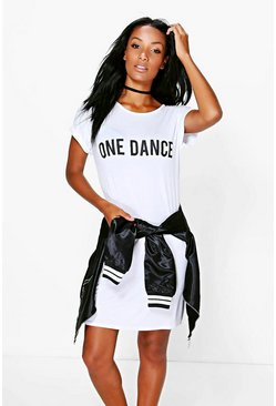 Nala One Dance T-Shirt Dress