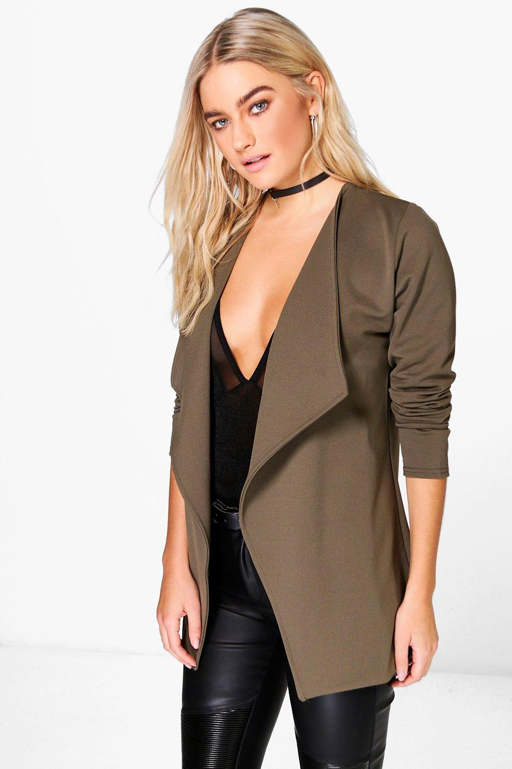 Leah Waterfall Duster