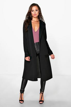 Lauren Pocket Longline Duster