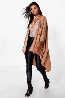 Harriet Oversized Duster