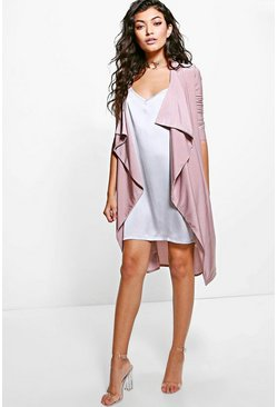 Aaliyah Waterfall Slinky Duster