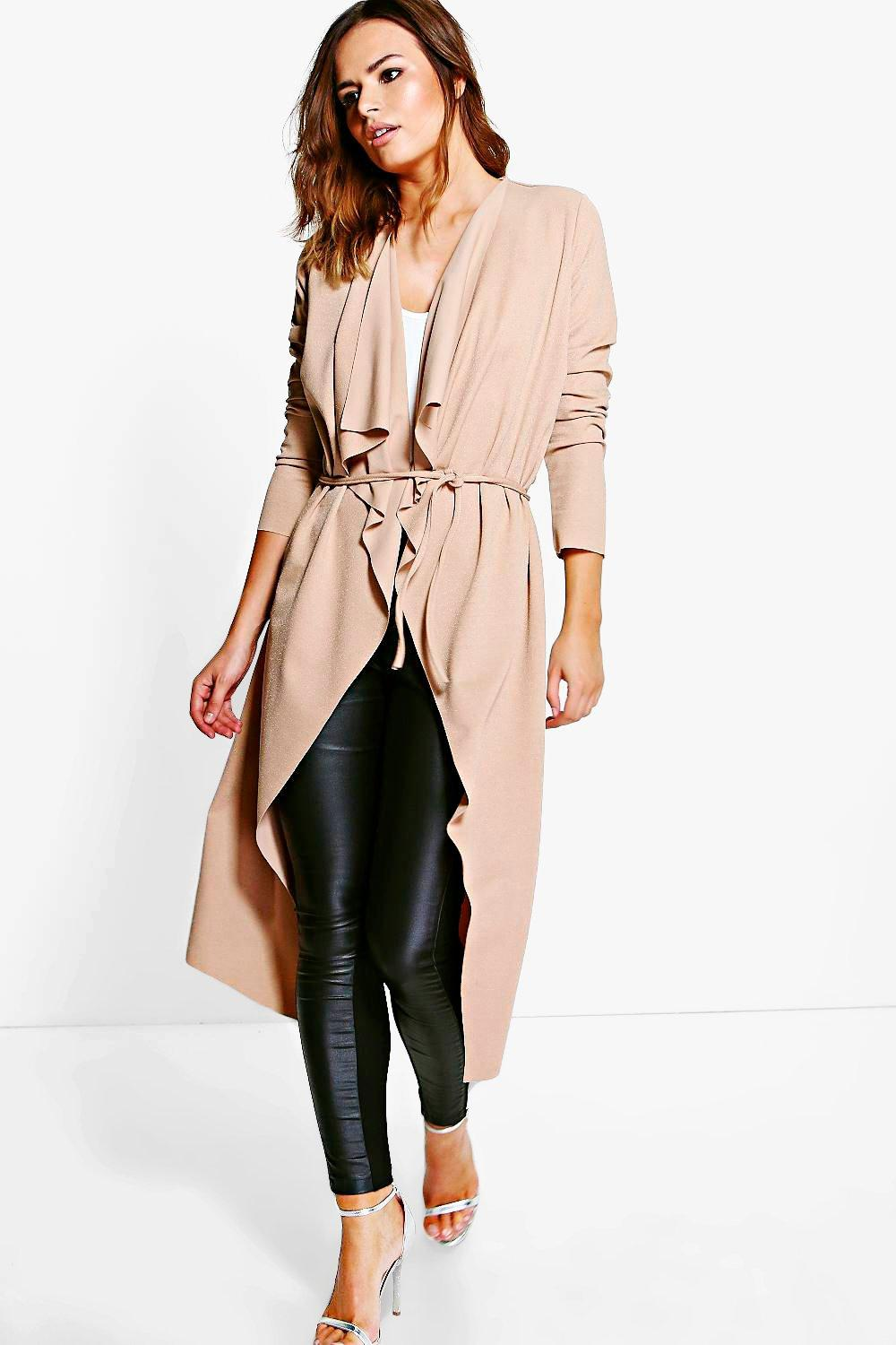 Molly Belted Midi Duster