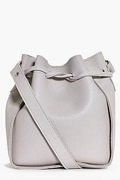 Amelie Structured Duffle Bag