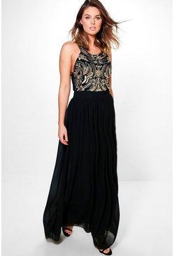 Maxi Dresses  Buy Floral White Maxi &amp Long Dresses  boohoo