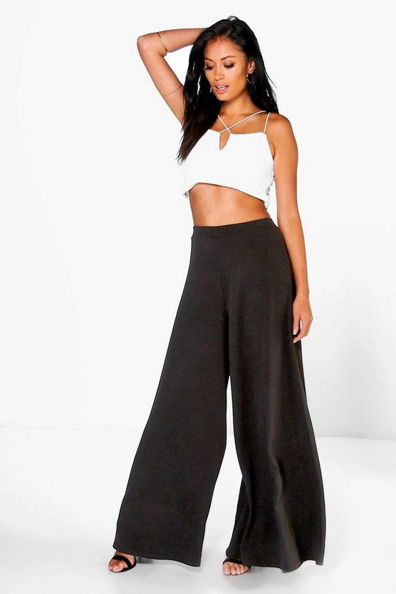 Naeve Extreme Wide Leg Trousers