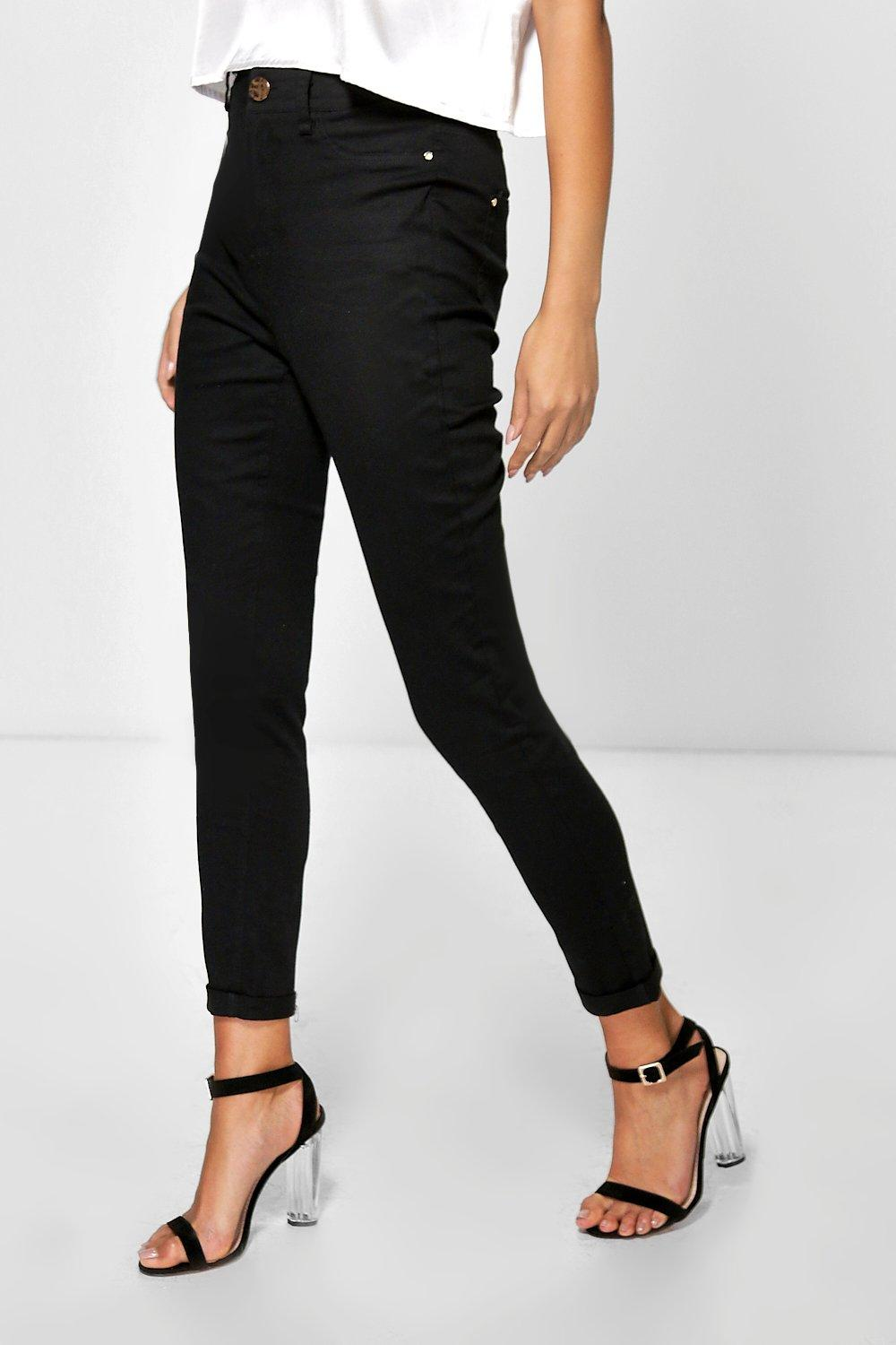 Katie 5-Pocket High Rise Jeggings