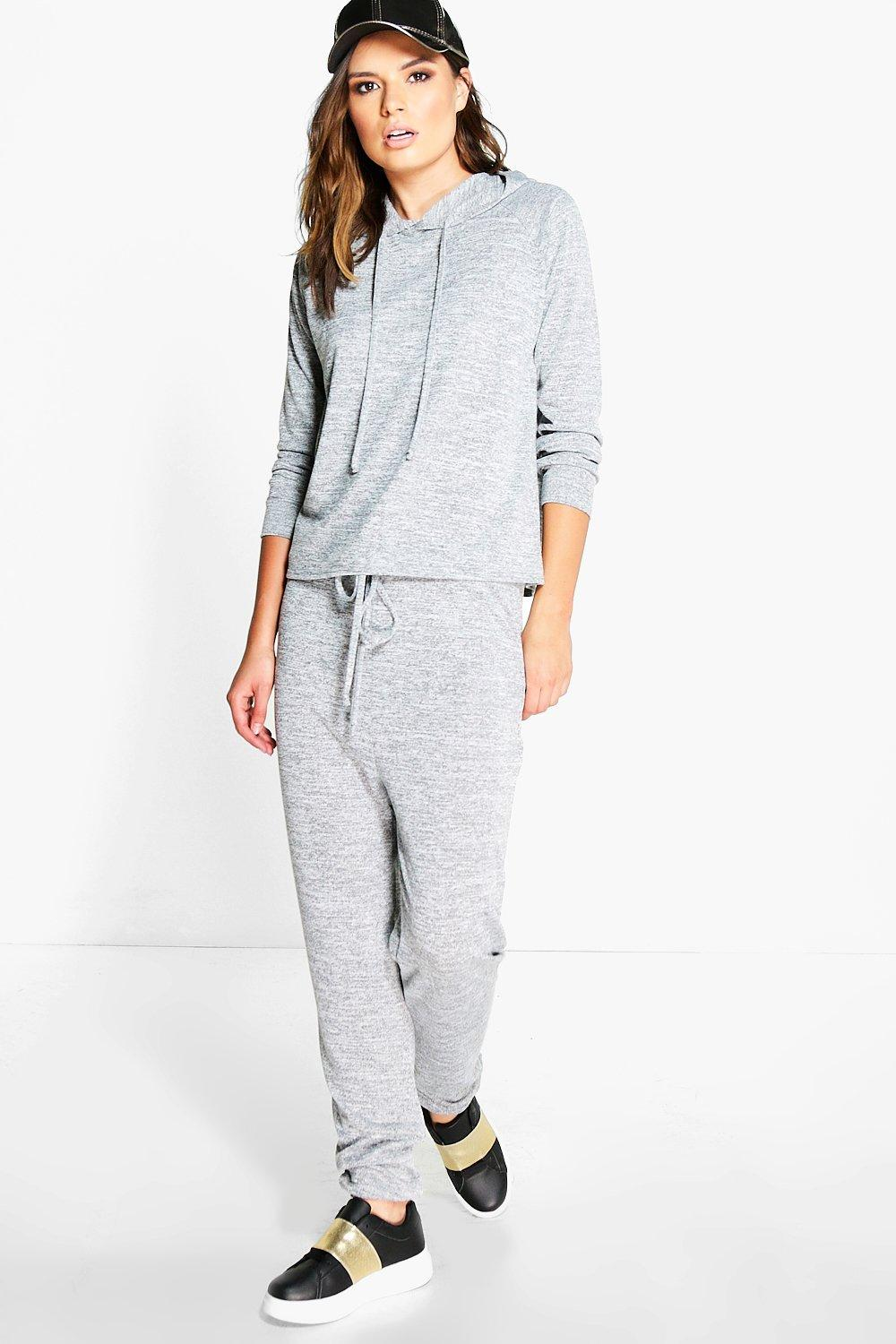 Jessica Hoodie & Jogger Knitted Loungewear