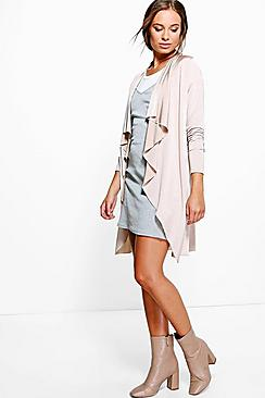 Hannah Silky Waterfall Jacket