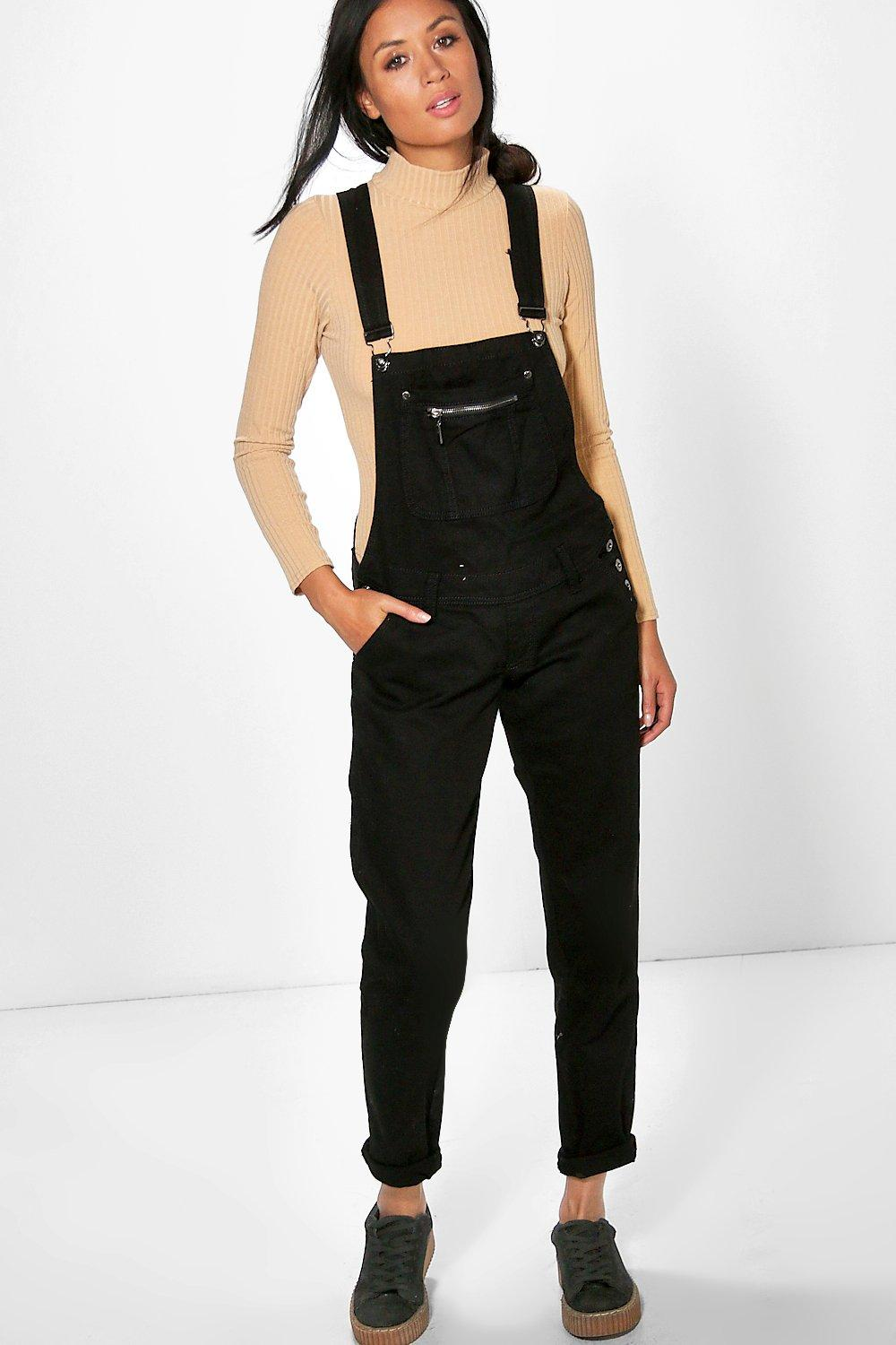 Stacey Denim Dungaree