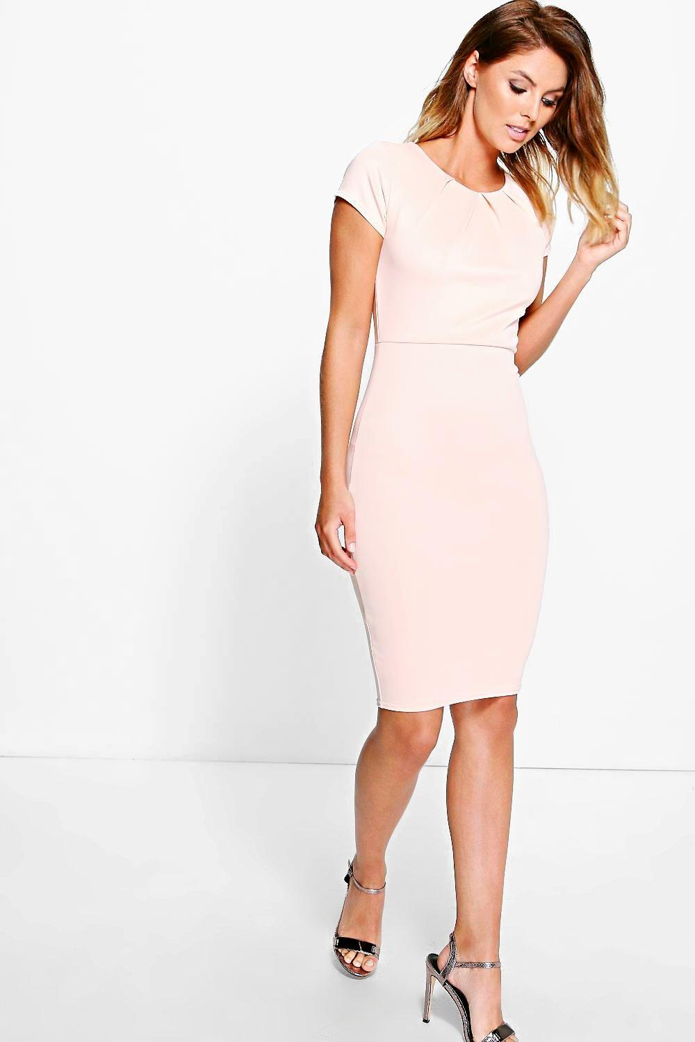 Daisy Tailored Bodycon Dress