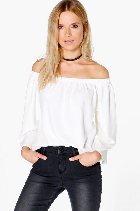Ella Off The Shoulder Top