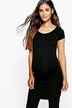 Maternity Hayley Over The Bump T-Shirt