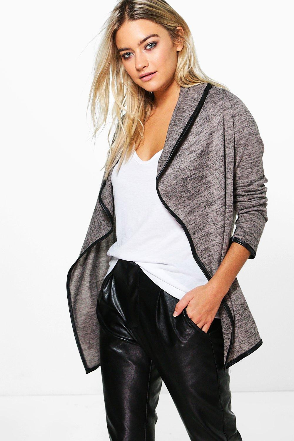 Niamh Waterfall Cardigan