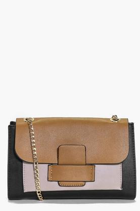 Rebecca Fold Over Envelope Cross Body Bag