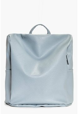 Isabel Simple Side Zip Backpack