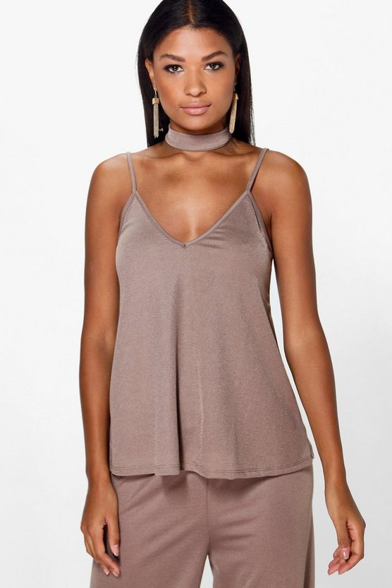 Keira Choker Swing Top