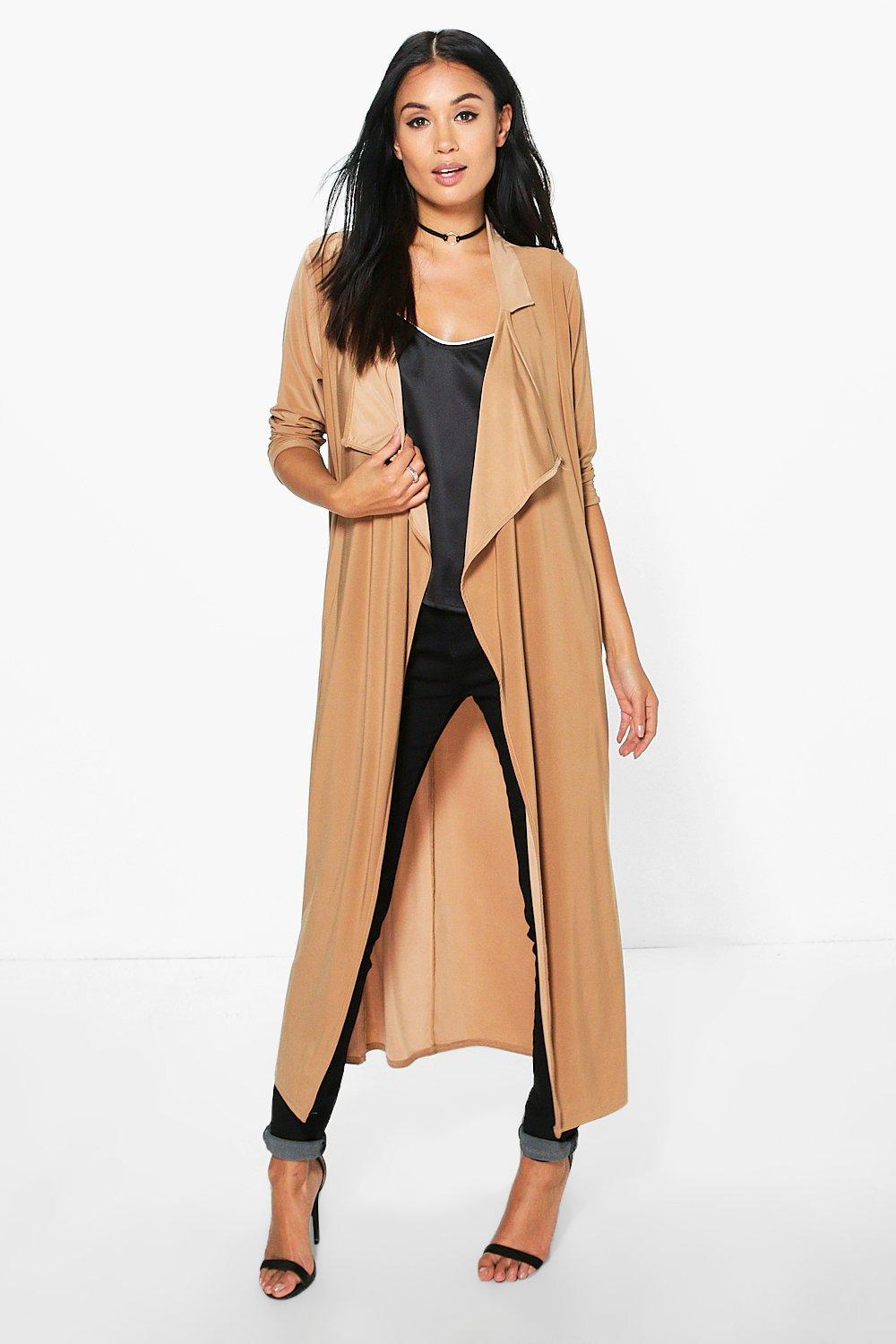 Florence Waterfall Silky Duster