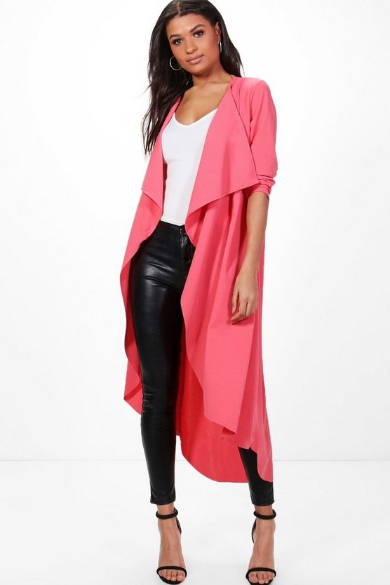 Grace Waterfall Duster